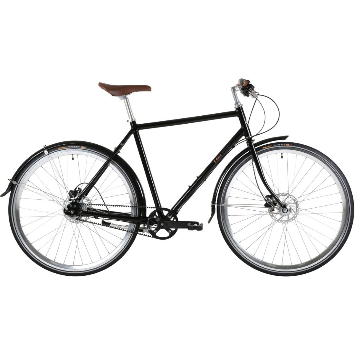 Vélo Bobbin Dark Star (hybride, 2017) - 56cm Stock Bike Noir