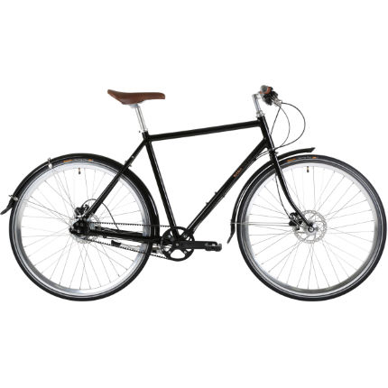 Bobbin Dark Star (2017) Hybrid Bike