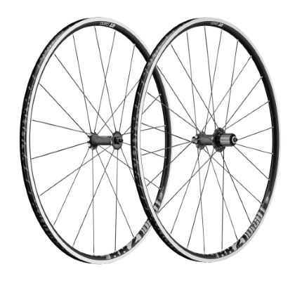 DT Swiss RR 21 Dicut Alloy Clincher Wheelset (Wide Rim)