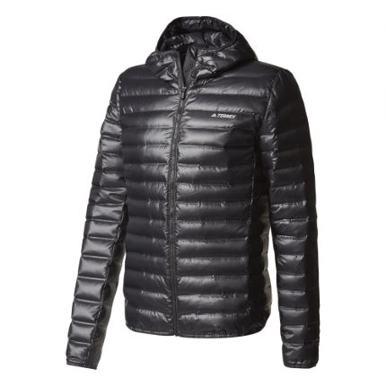 Adidas Terrex Light Down Hoooded Jacket