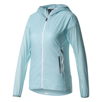 adidas Women's Agravic Alpha Hooded Shield Jacket