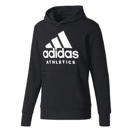 Sweat à capuche Adidas Branded SID (polaire)
