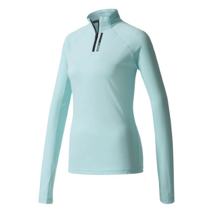 Adidas Women's Terrex Tracerocker 1/2 Zipper Long Sleeve Top