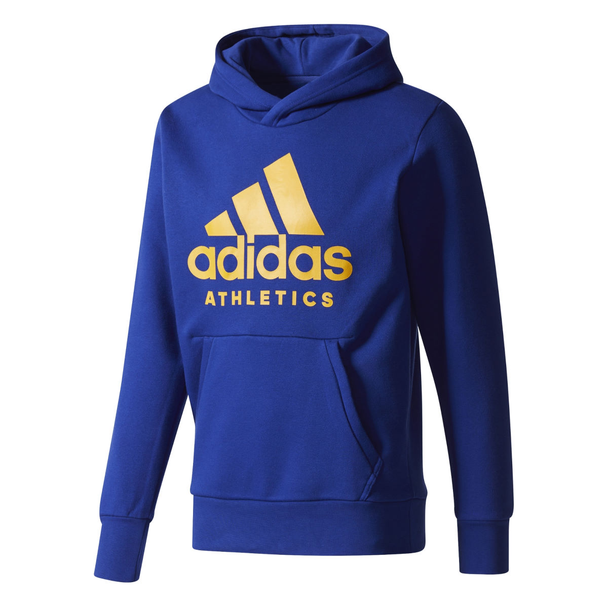 Sweat à capuche adidas Branded - 34/36 Mystery Ink/Tactitil