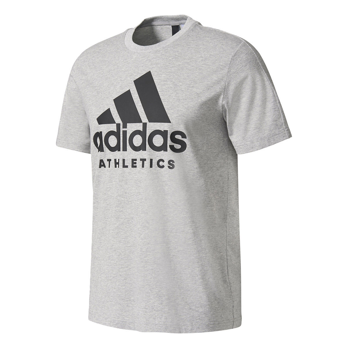 T-shirt Adidas Sport ID - 34/36 Medium Grey heather T-shirts