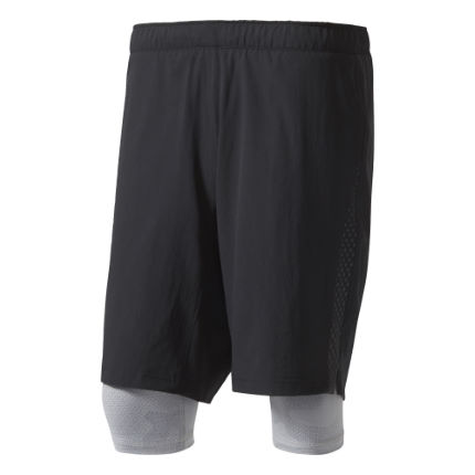 Adidas Crazytrain Short 2in1