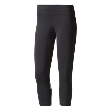 Adidas Women's D2M 3/4 Tight Print 1