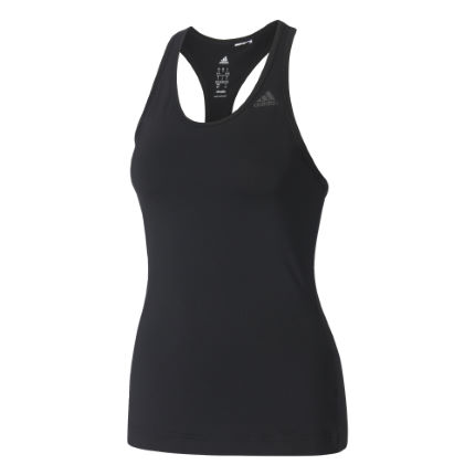 adidas Women's D2M Solid Tank