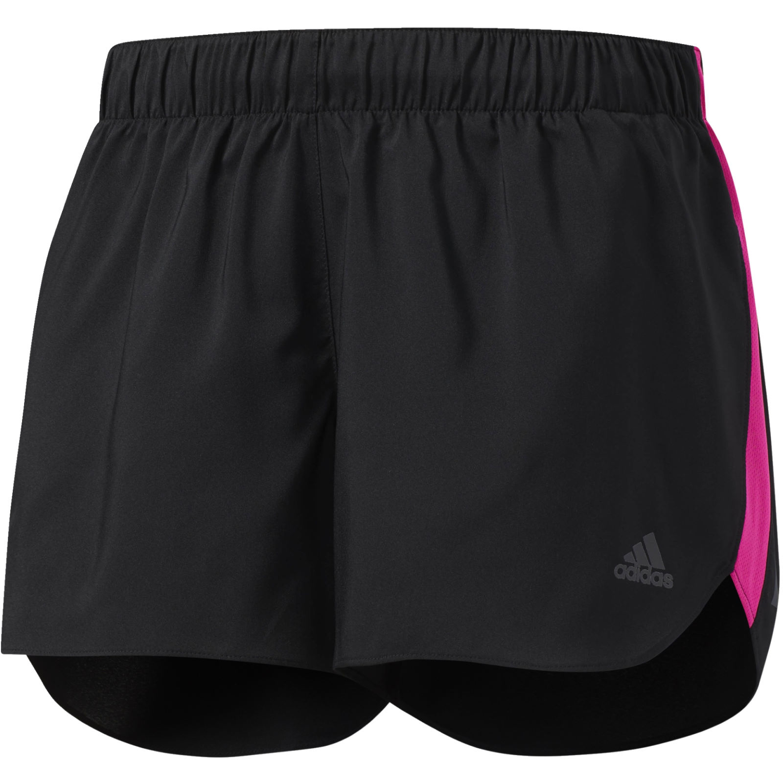 shorts de running adidas women 39 s response short wiggle france. Black Bedroom Furniture Sets. Home Design Ideas
