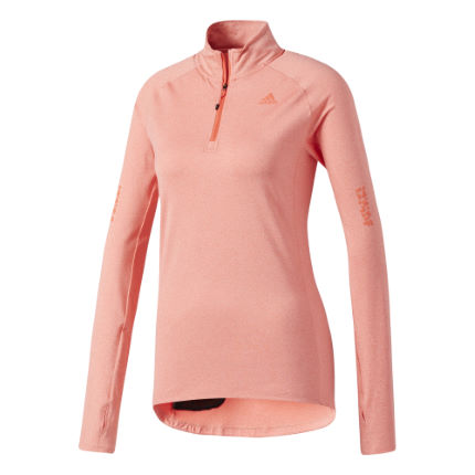 Adidas Women's Supernova 1/2 Zip