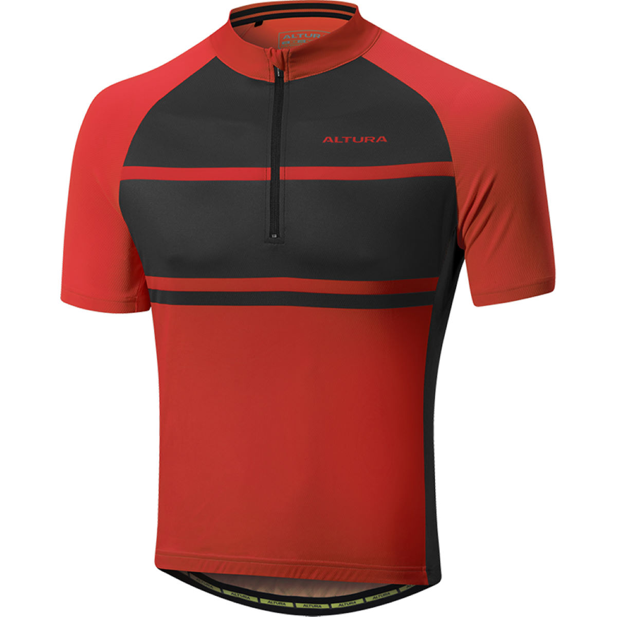 Maillot Altura Airstream 2 - 2XL Rouge/Noir