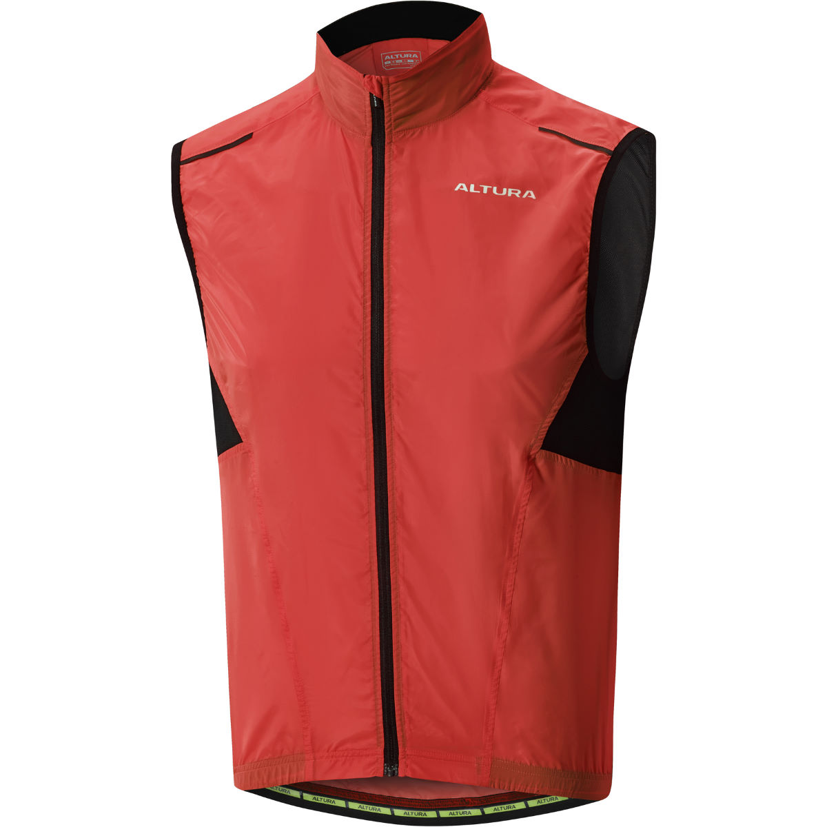 Altura Airstream Gilet - XL Red | Cycling Gilets