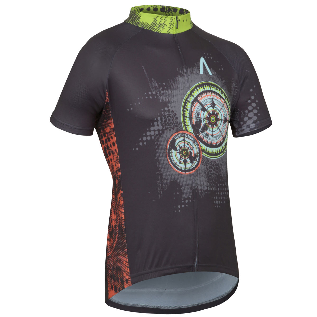 Maillot Primal Pioneer Sport Cut - M Multi Coloured Maillots