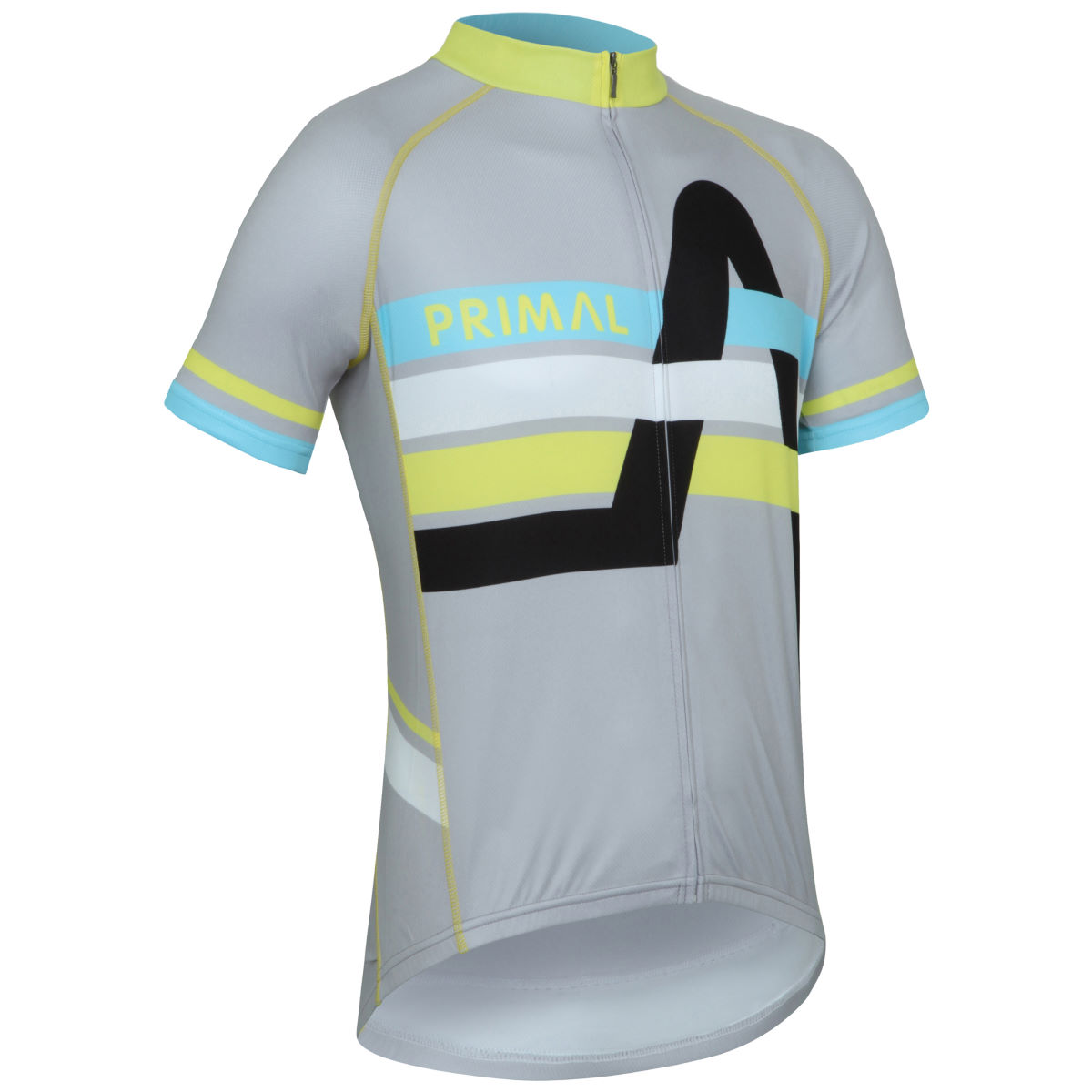 Maillot Primal Ground Control Sport Cut - S Multi Coloured Maillots