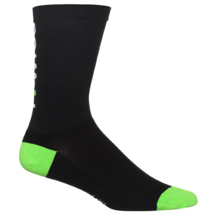 Primal Icon Tall Black Socks