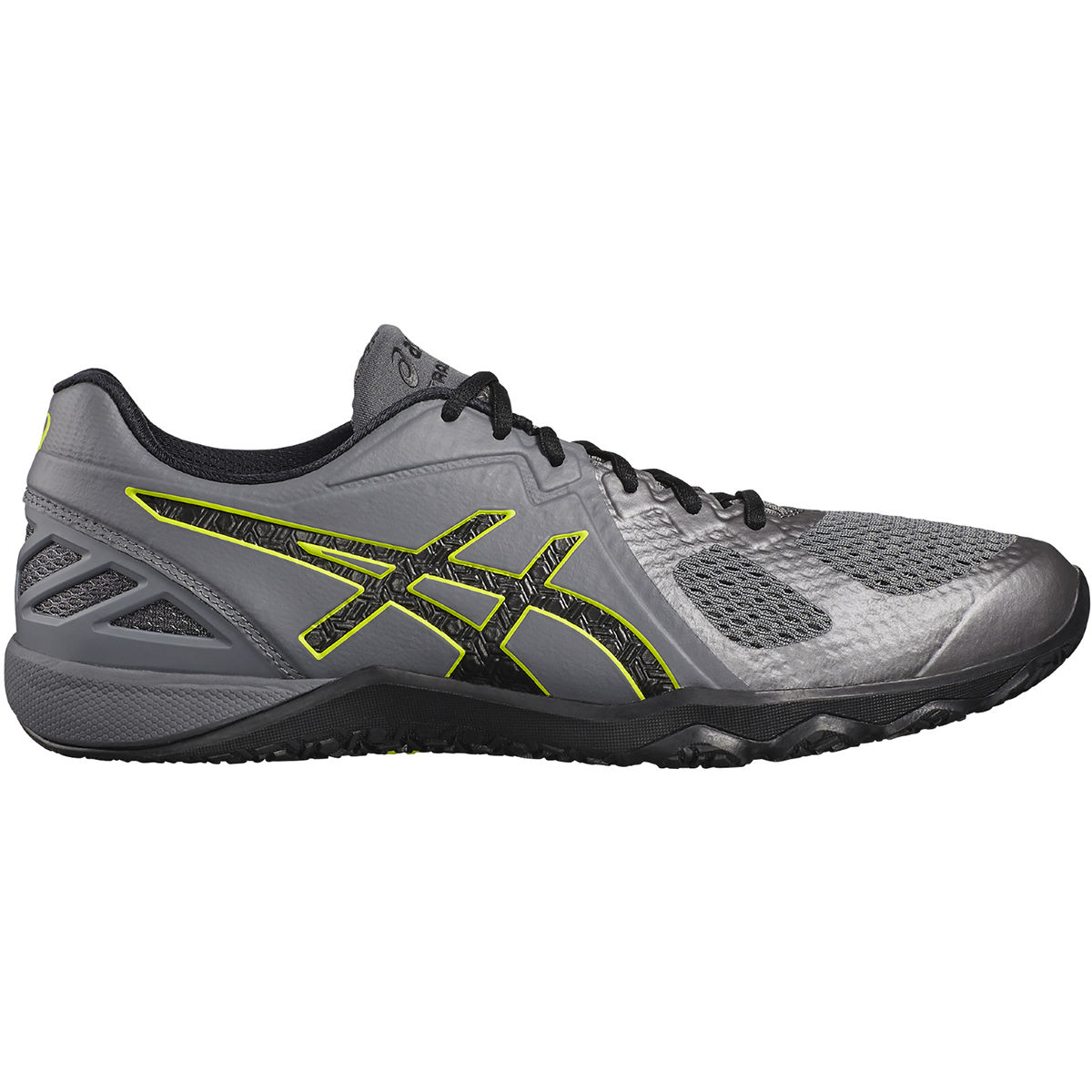 Chaussures Asics Conviction X - UK 11 Carbon/Black/Energy
