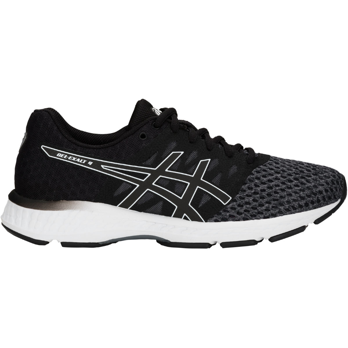 Chaussures Femme Asics Gel-Exalt - UK 5 Black/Carbon/Phantom