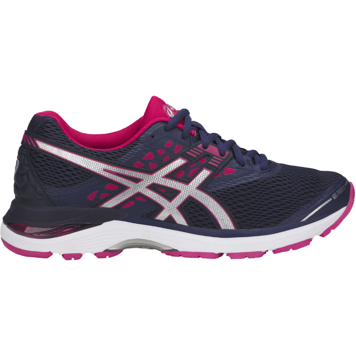 Chaussures Femme Asics Gel-Pulse 9 - UK 5 INDIGO BLUE/SILVER/B