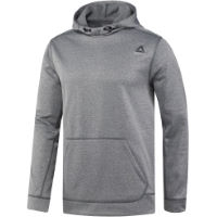 Reebok Workout Ready Poly Fleece Tech Gym Hættetrøje - Herre
