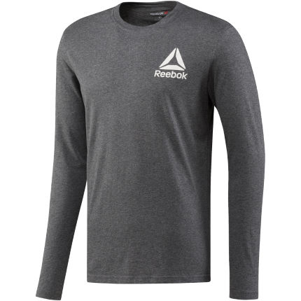 Reebok Americana Long Sleeve Gym Top