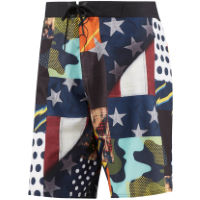 Reebok CrossFit Super Nasty Board Shorts - Herre