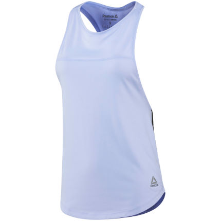 Reebok Women's Cotton Muscle Gym Tank