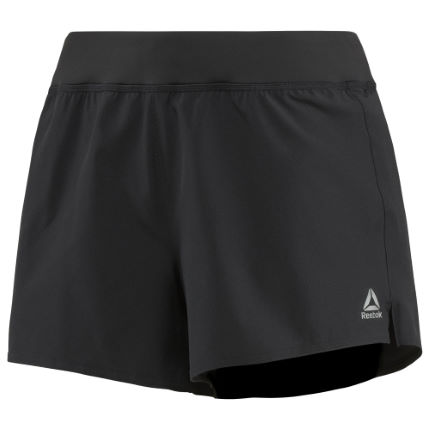 "Reebok Women's 4"" Woven Gym Short"