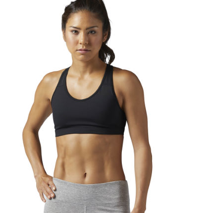 Reebok Women's WOR MS Gym Bra