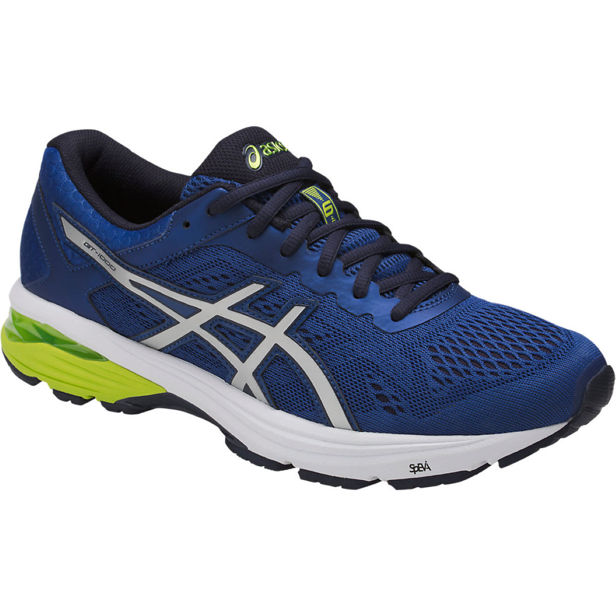Chaussures Asics GT-1000 6 - UK 11 Limoges/Silver/Peaco