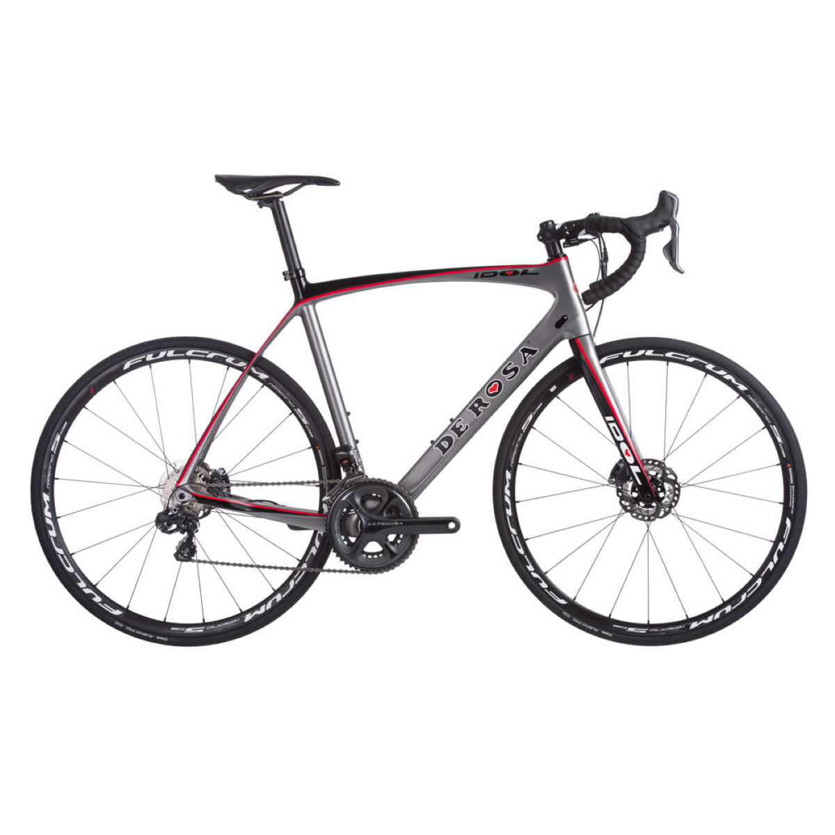 Vélo de route De Rosa Idol Disc (Ultegra Di2, 2017) - 52cm Stock Bike