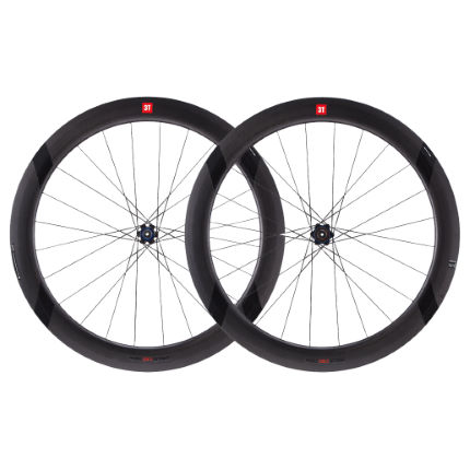 3T Discus C60 Team Stealth wielset (Shimano)