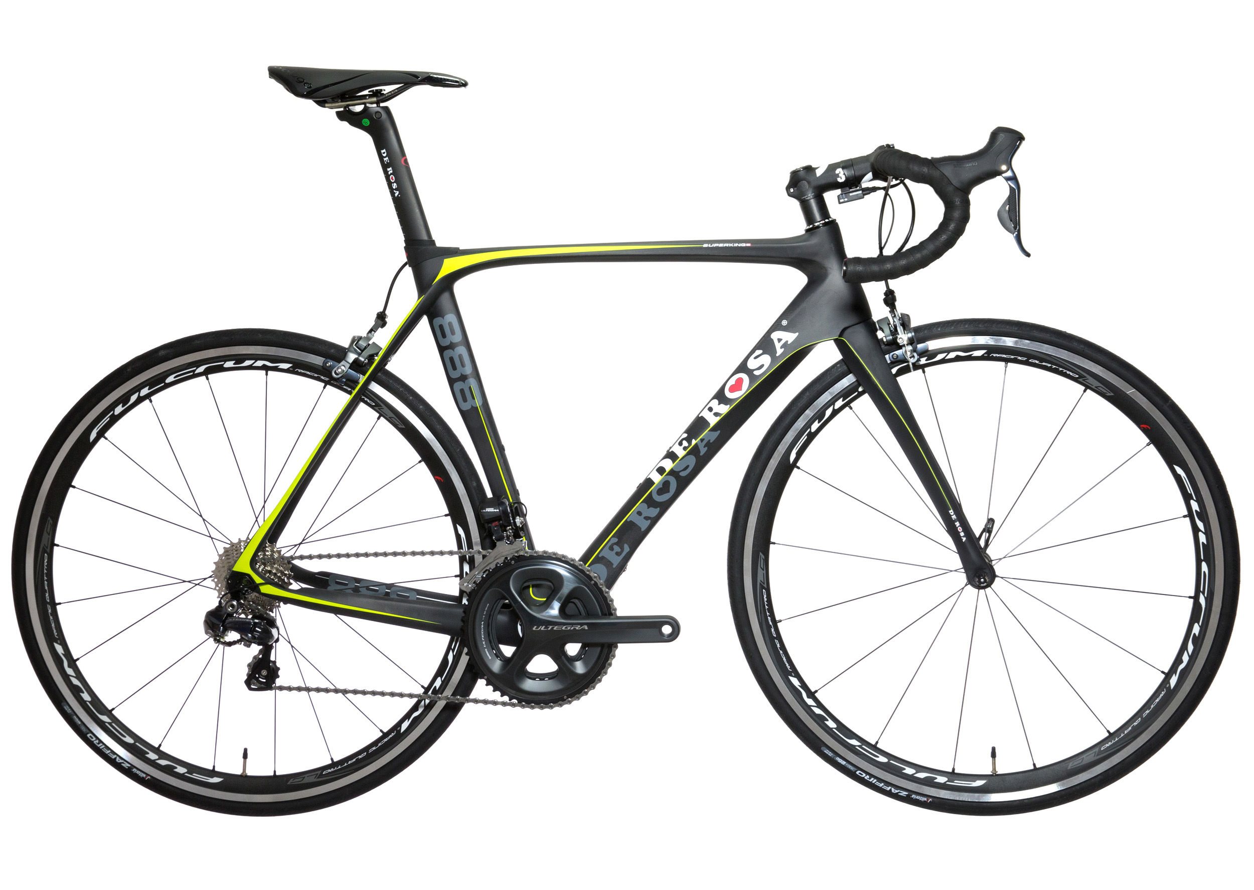 De Rosa SuperKing 888 105 2014 Road Bike Road Bikes Black Yellow 2014 DERSUPERK580RQBLKY46?w=2000&h=2000&a=7 wiggle de rosa superking 888 (ultegra di2 2015) road bike  at bayanpartner.co