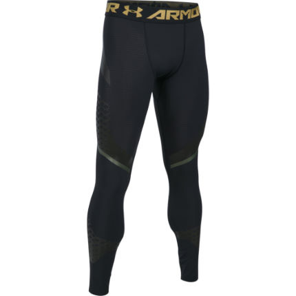 Under Armour Armour Zonal Compression Legging Black 2XL