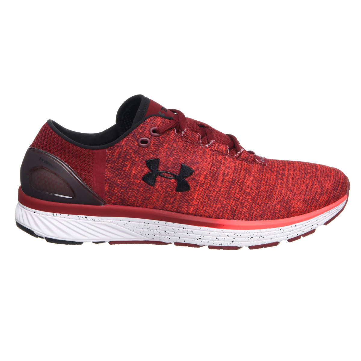 Chaussures Under Armour Charged Bandit 3 Run - UK 10 MARATHON RED