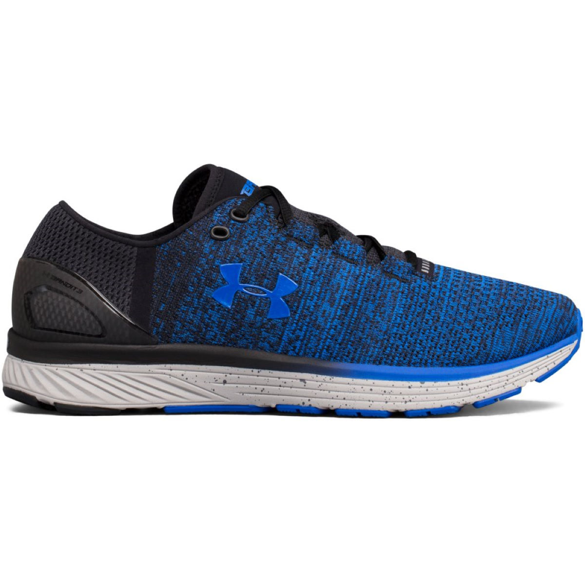Chaussures Under Armour Charged Bandit 3 Run - UK 13 ULTRA BLUE