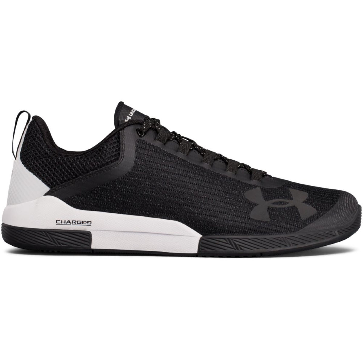Under Armour Charged Legend TR - UK 12 BLACK | Training Running Shoes