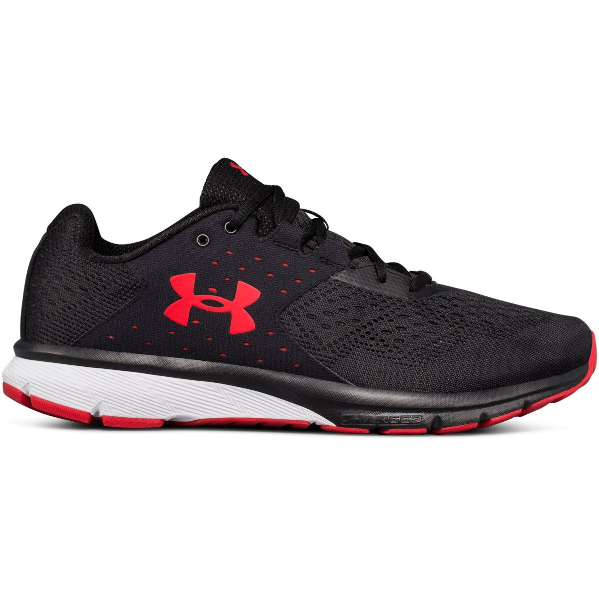 Chaussures de running Under Armour Charged Rebel - UK 13 BLACK