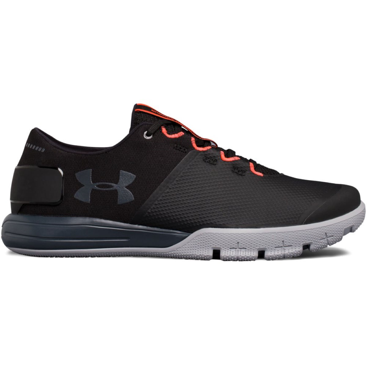 Chaussures Under Armour Charged Ultimate TR 2.0 - UK 13 BLACK