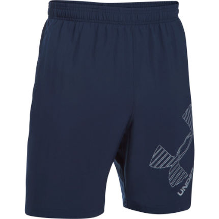 "Under Armour Graphic 8"" Graphic Short"