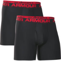 Under Armour O Series Boxershorts (6 tum, 2-pack)