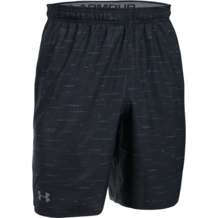 "Under Armour Qualifier 9"" Novelty Gym Short"