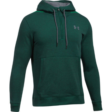 Felpa Under Armour Threadborne (cerniera a metà)
