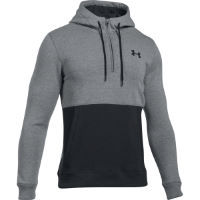 Under Armour Threadbrone Träningshuvtröja (kort dragkedja) - Herr