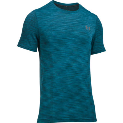 Under Armour Threadborne Seamless Short Sleeve Gym Top
