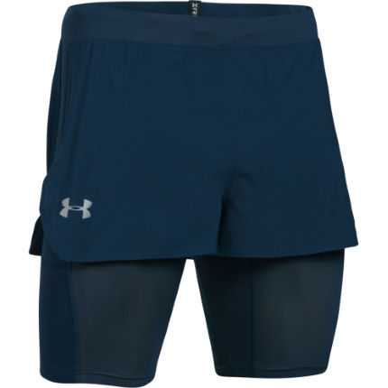 Under Armour Transport 2-in-1 sportbroek (kort)