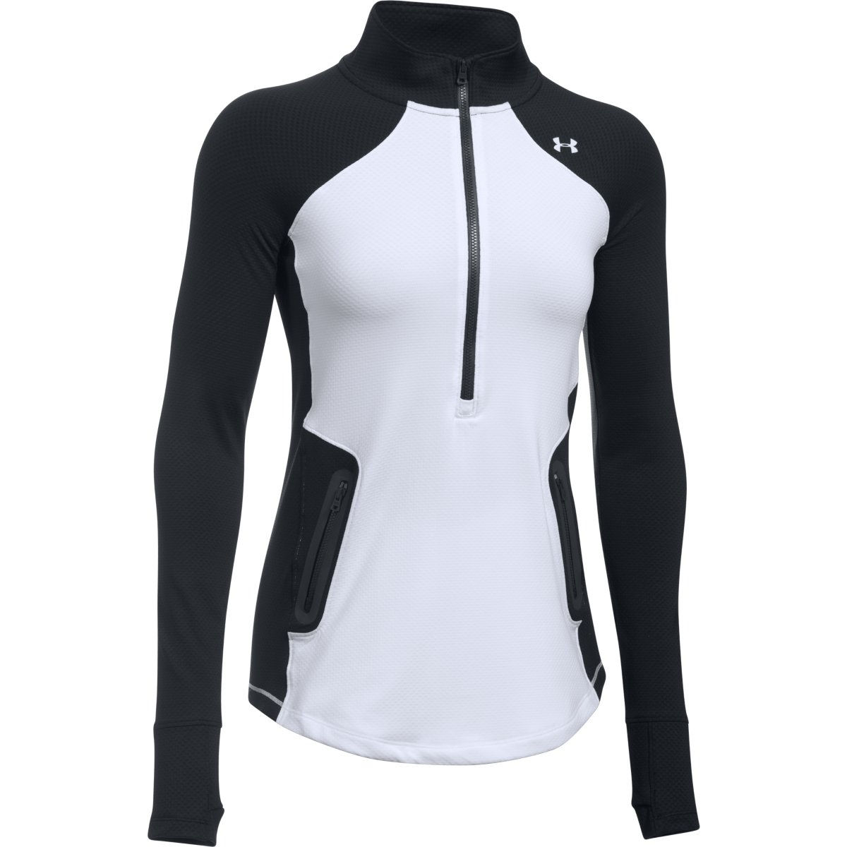 under armour jackets women s. under armour women\u0027s coldgear reactor 1/2 zip gym top jackets women s