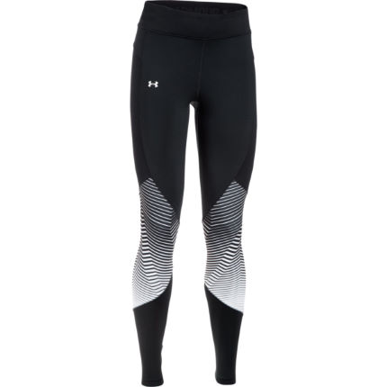 Under Armour ColdGear Reactor Graphic Träningsleggings - Dam