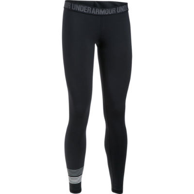 Under Armour Favourite Graphic Leggings Frauen - Laufhosen - enganliegend