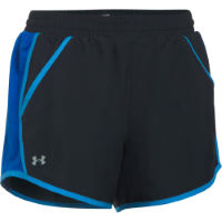 Under Armour Fly By sportbroek voor dames (kort)