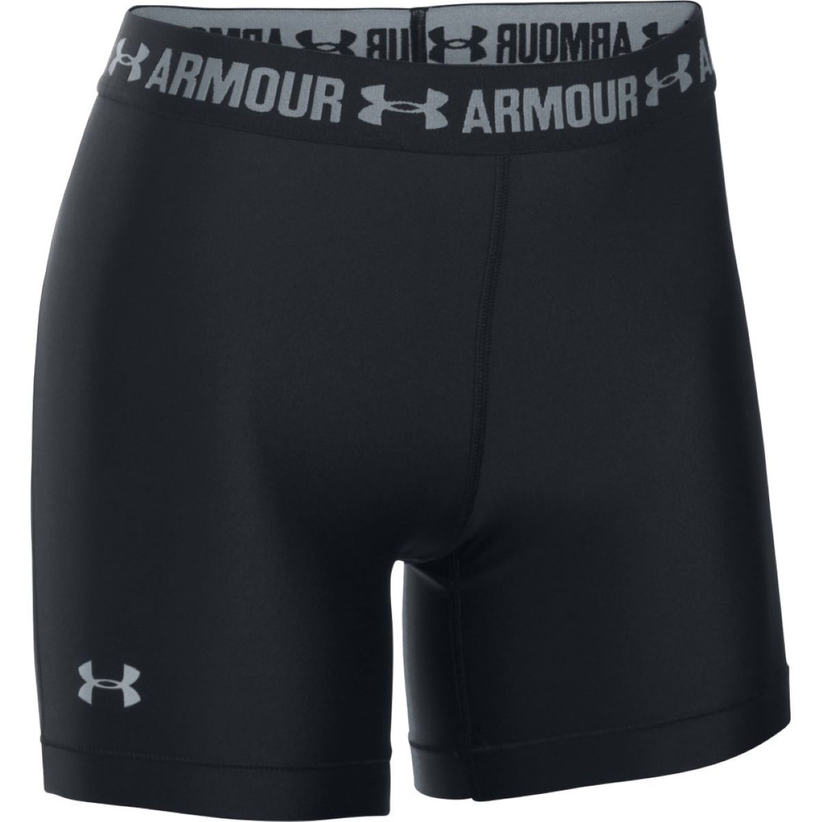 Short Femme Under Armour HG Armour Middy Gym - XS Noir